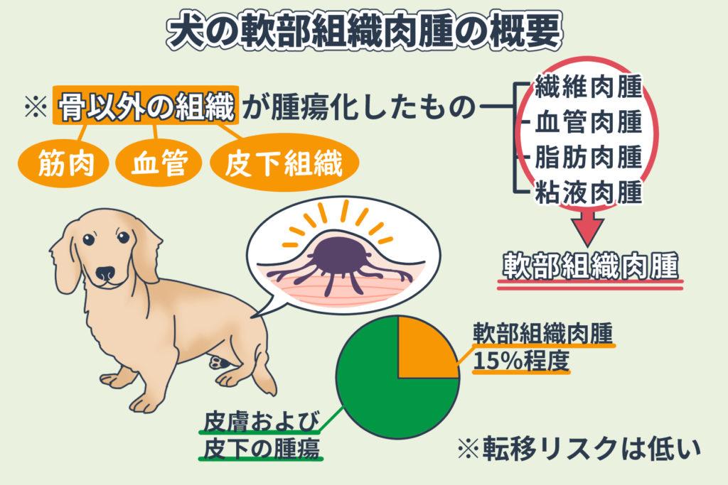 犬の軟部組織肉腫の概要